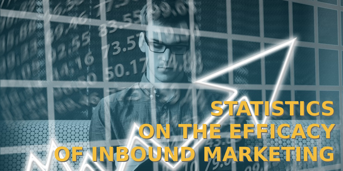 Statistics on the efficacy of inbound marketing